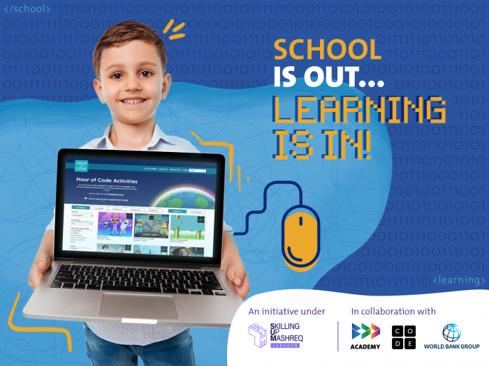 Access Free Virtual Coding Courses in Lebanon With BDD Academy & Code.org
