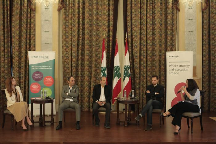 Strategy& Middle East and Endeavor Lebanon Uncover Potential of Lebanese Scale-ups