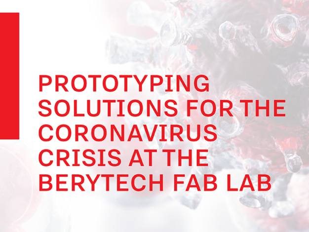 Prototyping HealthTech Solutions At The Berytech Fab Lab