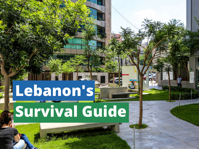 The Lebanon Survival Step By Step Guide