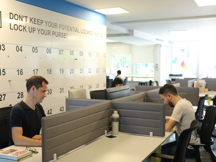 Focus On Work And Leave The Rest To Us: Benefits Of Coworking Spaces