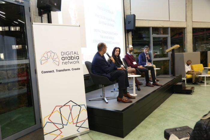 MENA region must adapt to digitization to survive