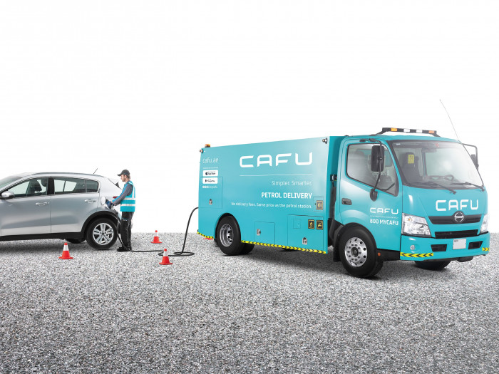 Convenience In Motion, Care For Your Car, On The Go With CAFU