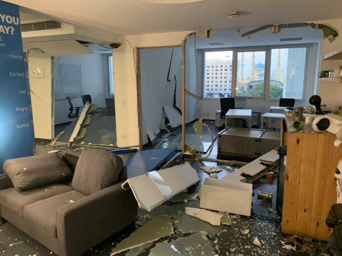 How Has The Blast Impacted Lebanese Entrepreneurs?