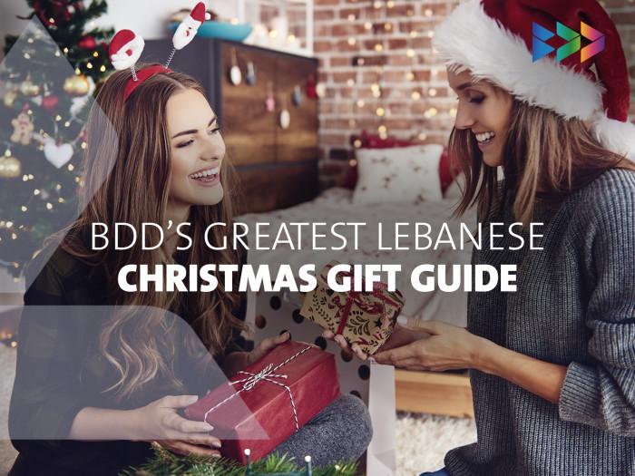 BDD's Greatest Lebanese Christmas Gift Guide